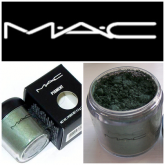Pigmento M.A.C - Antique green (Sample)